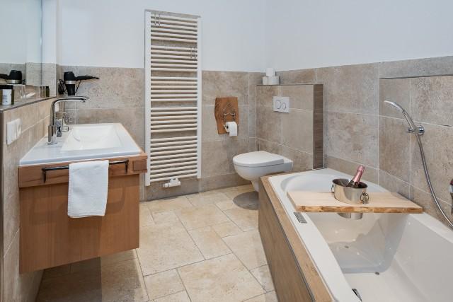 Badezimmer 2 Kräutergarten