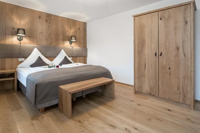 Schlafzimmer Gartenstube