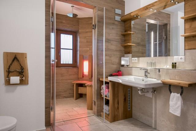 Gartenstube Badezimmer