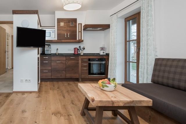 Küche Gartenstube
